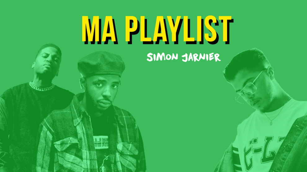 Playlist SImon